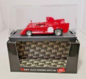 Brumm-1-43-Diecast-Alfa-Romeo-33TT12-034-prototipo-1974-034-R237