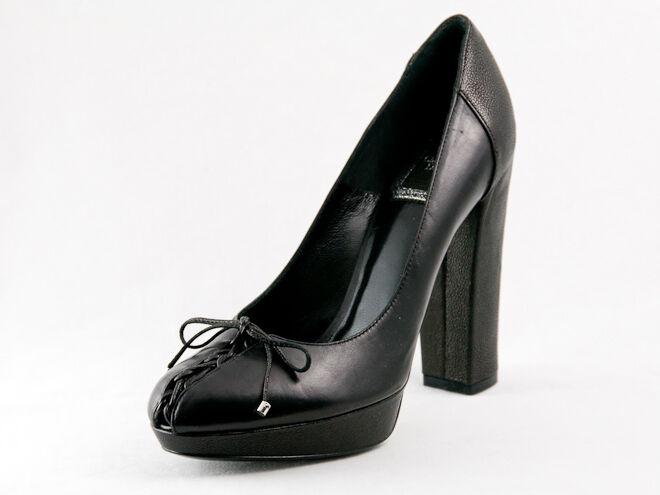Nuevo Nuevo Nuevo Dior Pushkin Zapatos Con Cordones Cuero Negro 36.5 EE. UU. 6.5  a precios asequibles