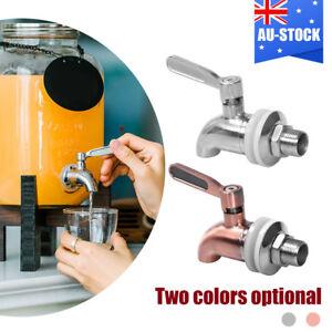 Home-Kitchen-Water-Tap-Stainless-Steel-Spigot-Faucet-Wine-Barrel-Drink-Dispenser