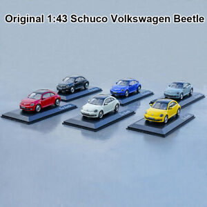 Schuco-1-43-Original-VW-Volkswagen-The-Beetle-Diecast-Metal-Model-Collection-Car