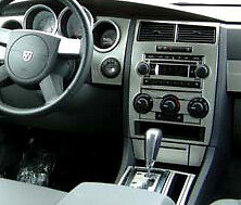 Image Is Loading DODGE CHARGER MAGNUM SXT SE R T INTERIOR SILVER