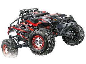 RC-Monstertruck-X-King-4WD-M-1-12-2-4-GHZ-Komplettset-inkl-Lipo-Akku-NEU