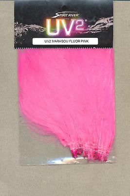 UV2 Marabou pink     MSMV-097