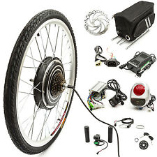 Electric E Bicycle Cycle Bike Conversion Kit 26 Rear Wheel 36V 250W Hub Motor