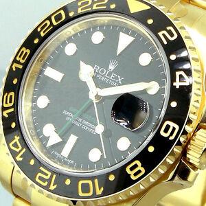 ROLEX-GMT-MASTER-ll-116718-18K-YELLOW-GOLD-BLACK-DIAL-CERAMIC-BEZEL