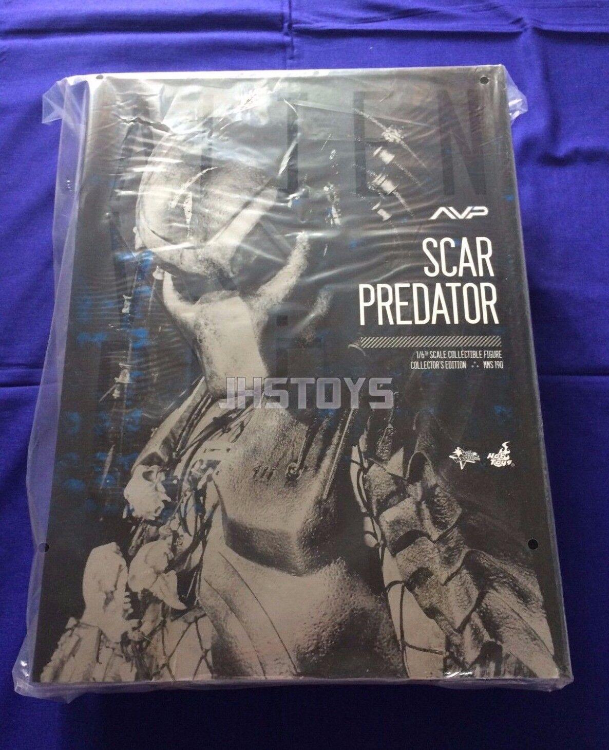 Nouveau Hot Toys 1 6 Alien Vs Prougeator Alien vs  Prougeator Svoiture ProugeATOR Ver. 2.0 MMS190 Japon  prix raisonnable