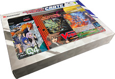 Cardfight!! Vanguard Crate Includes 1 Trial Deck 10 Booster Packs & 1 Promo Card