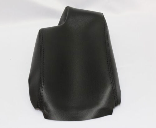 Synthetic Leather Black Center Console Lid Armrest Cover Fits 92-99 BMW E36