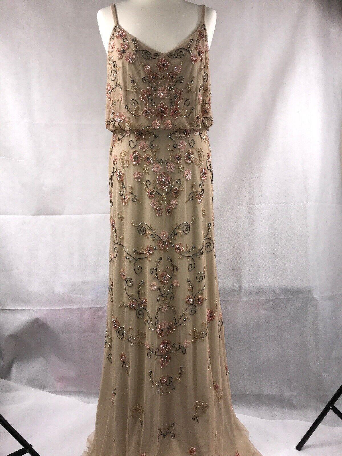 Adrianna papell Dress 14 BNWT