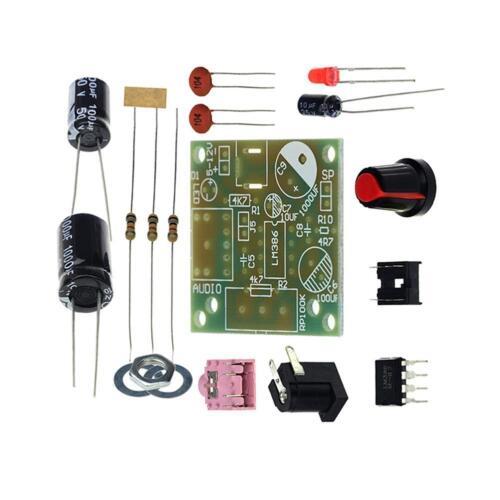 LM386 Super Mini Amplifier Board Module 3V-12V DIY Kit Perfect Hochwertige