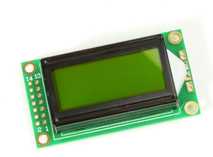 0802-802-8x2-Zeichen-LCD-Display-Modul-HD44780-gelb-fuer-Arduino-Raspberry-Pi