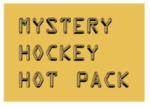 MYSTERY-HOCKEY-HOT-PACK-CARDS-Auto-Jersey-RC-amp-or-d-HITS-20-60-BV