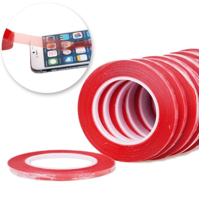 25M Adhesive Double Side Tape Strong Sticky For Samsung iPhone Cell Phone Repair