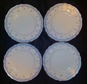 Three-3-Dinner-Plates-Franconia-Krautheim-Delphine