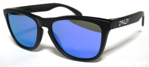 Sunglasses Frogskins 298 Black Sole Iridium Violet 9013 Nero Matte Oakley 24 8q44UF