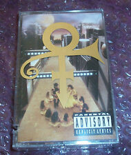 PRINCE & The New Power Generation NPG LOVE SYMBOL Cassette, Paisley Park, NEW!!