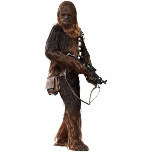 Movie Masterpiece STAR WARS EP4 CHEWBACCA 16 Action Figure Hot Toys from Japan