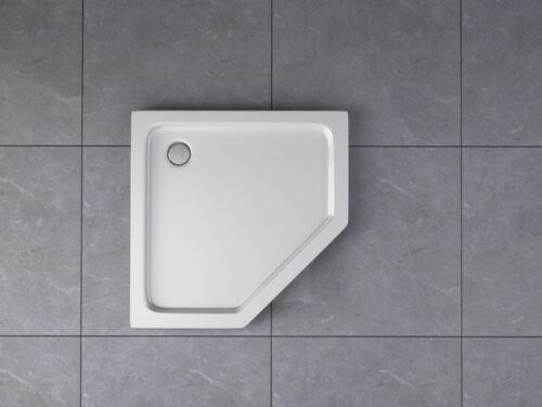 Duschtasse Duschwanne Dusche Acryl Brausewanne Ablaufgarnitur Bad