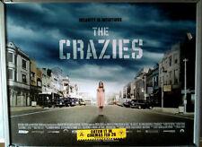 Cinema Poster: CRAZIES, THE 2010 (Quad) Timothy Olyphant Radha Mitchell