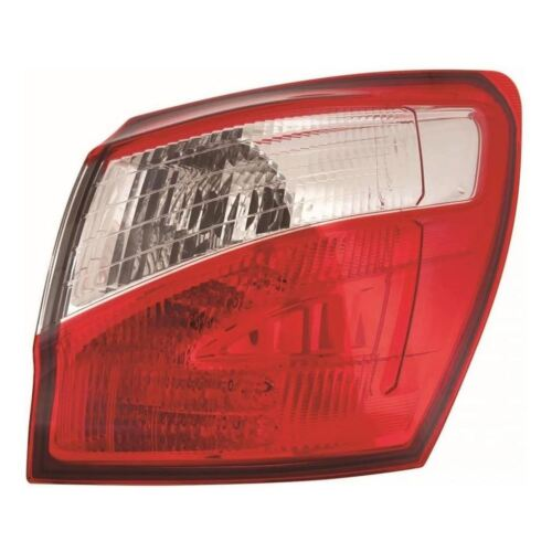 Fits To Nissan Qashqai 4/2010-6/2014 Led Outer Wing Rear Light Lamp Drivers Side