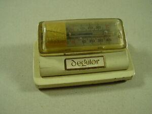 Briefbeschwerer-aus-Metall-034-degulor-034-DEGUSSA-Thermometer
