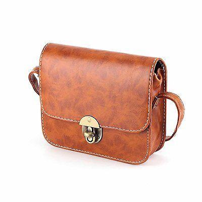 Women Leather Handbag Shoulder Hobo Purse Messenger Crossbody Tote Bag H047