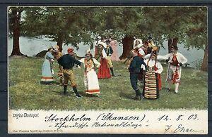 Ansichtskarte-Stockholm-Volkstanz-traditionelle-Tracht-12-08-1903-01249