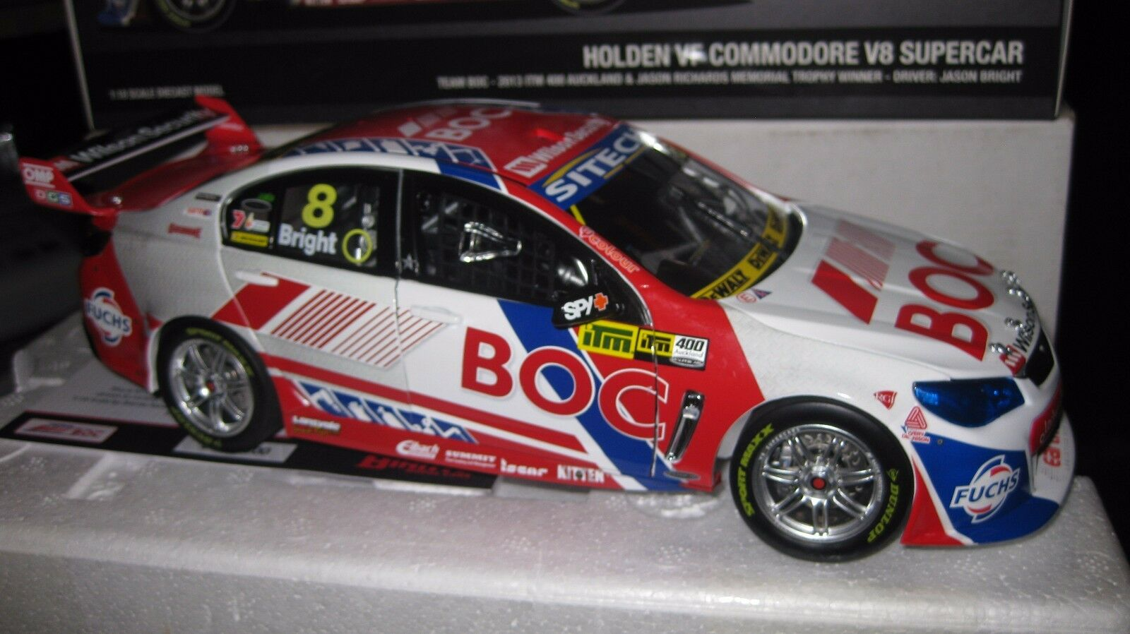 Biante 1   18. holden commodore 2013 nach hellen itm nz richards memorial trophy gewinnen