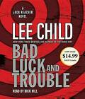 Bad Luck and Trouble by Lee Child (CD-Audio, 2008)