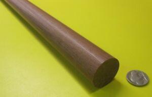 G10FR4 Phenolic Round Rod.750 Diameter x 48 Length 3//4
