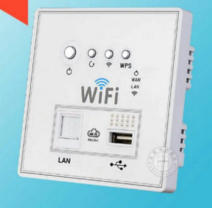 wifi router repeater verst rker 3g lan wps mit usb ladeger t f r smartphone ebay. Black Bedroom Furniture Sets. Home Design Ideas