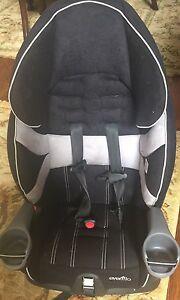 Evenflo-Maestro-Toddler-Baby-Toddler-Car-Seat-Gently-Used-2012-Nice-shape