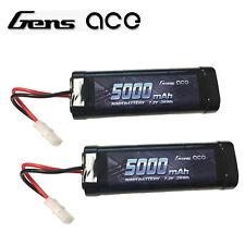 Gens Ace 5000mAh 7.2V NiMH Battery Tamiya Plug GA-NIMH-5000-T