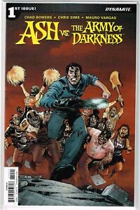 Vault 35 Outer Darkness #1 Cover A NM 2018 Image