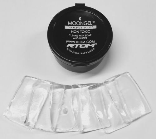 Clear RTOM  Moongel Damper Pads