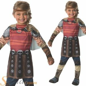 Girls astrid costume viking how to train your dragon halloween kids image is loading girls astrid costume viking how to train your ccuart Image collections