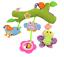 UK Baby Crib Musical Bed Hanging Animal Rattle Car Seat Stuffed Toys Bell Mirror