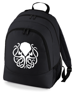 CTHULHU GOD SYMBOL Lovecraft Occult Cthulhu Mythos Mens retro messenger bag