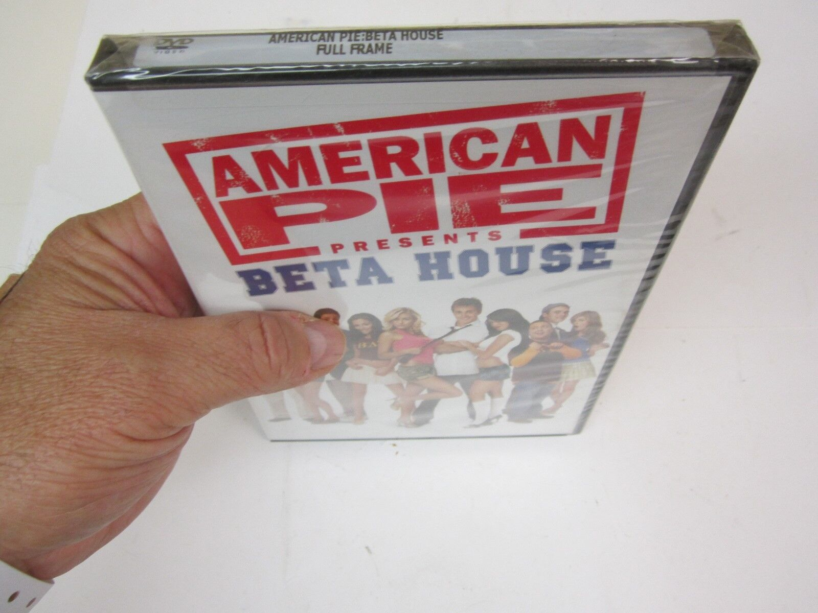 American Pie 6 Presents Beta House 2007 american pie presents: beta house (dvd, 2007, full frame rated)