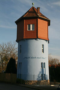 Wasserturm-Ferienhaus-4-Naechte-mieten-naehe-Weimar-Jena-Thueringen-2-Personen