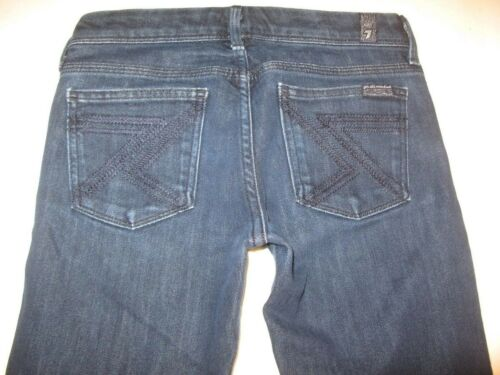Distressed All Taille Mankind 7 Bootcut 25 Dark Femmes Jeans W Flynt Stretch For 5nqRO6w7