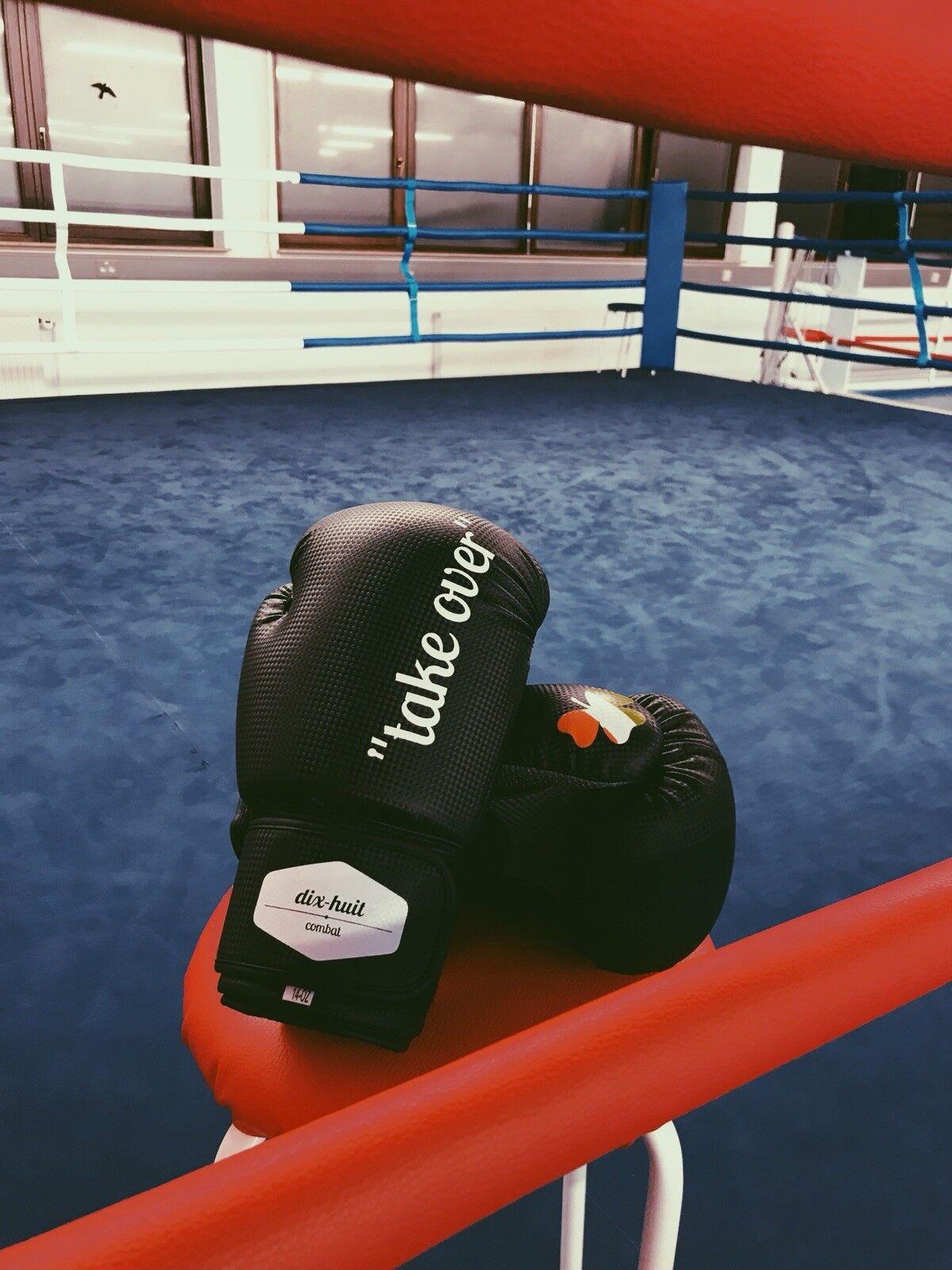 Boxhandschuhe dixhuit combat Mc Gregor fighting Irish mma mma mma 10 oz 12 Oz 14 Oz 13d9d9