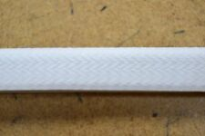 PINCH ON SNAP ON WHITE WINDLACE TRIM WIDE VW VOLKSWAGEN BUS VANAGON TOP QUALITY