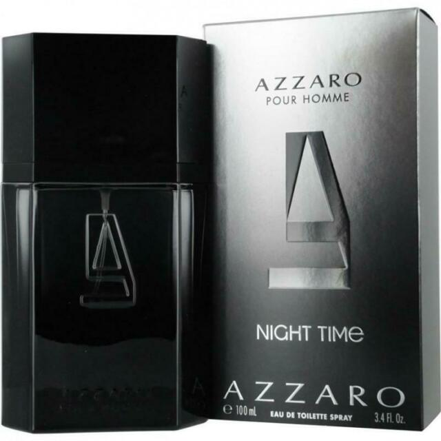 Azzaro Night Time 100Ml Edt Men