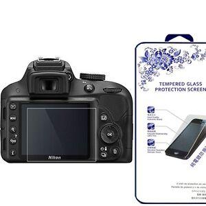 Ballistic-9H-Tempered-Glass-Screen-Protector-For-Nikon-D3400-D3200-D3300