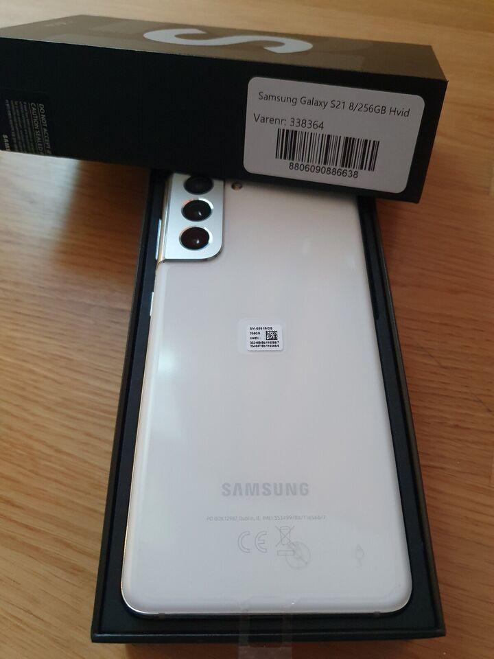 Samsung S21, 256 GB , Perfekt