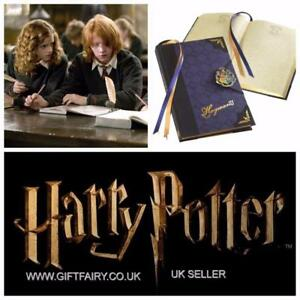 New-Official-Warner-Brothers-Harry-Potter-Hogwarts-Journal-The-Noble-Collection