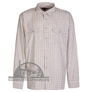 Jack Pyke Ladies Tattersall Check Countryman Shirt Shooting Fishing Checked