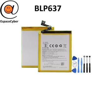 Batterie-OnePlus-BLP637-OnePlus-5-5T-A5000-A5010-3300mAh-Qualite-original