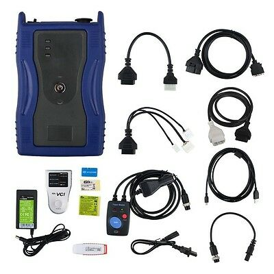 GDS VCI OEM Diagnostic Tool Firmware V2.02 Software V19 for Hyundia Red/Blue